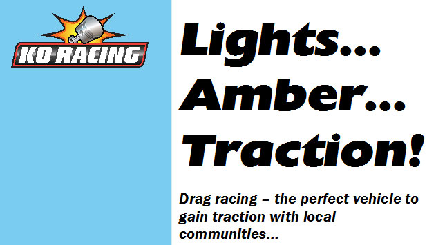 Lights Amber Traction