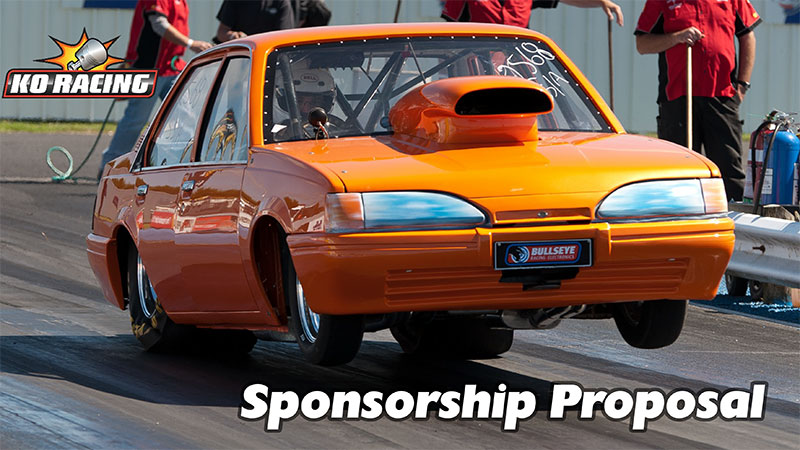 KO Racing Sponsorship Proposal V2
