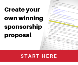 Create your own sponsorship proposal