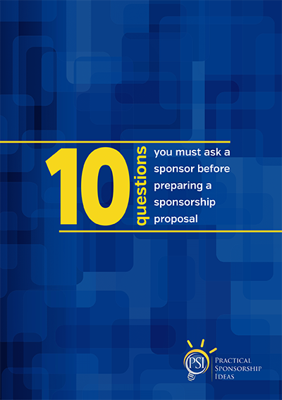 10 Questions To Ask A Sponsor