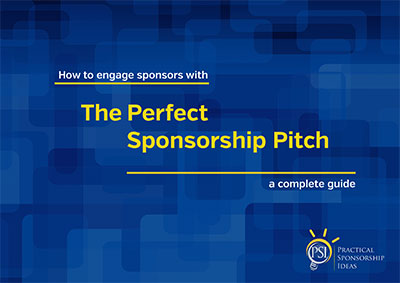 Sponsorship Pitch Workbook